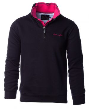 Neck NAVY with double collar
