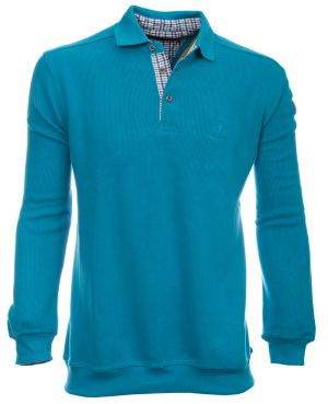 c47f694a994fc4 Polo for men — Ethnic Blue