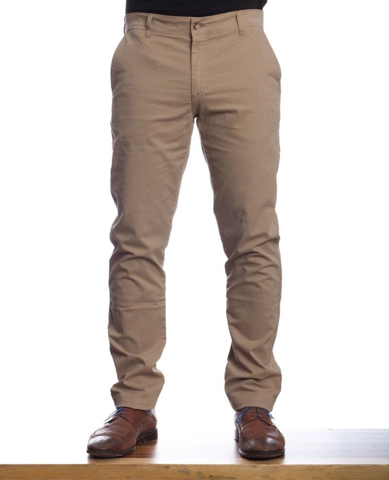 pantalon homme en toile